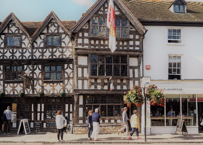 free things to do in stratford upon avon