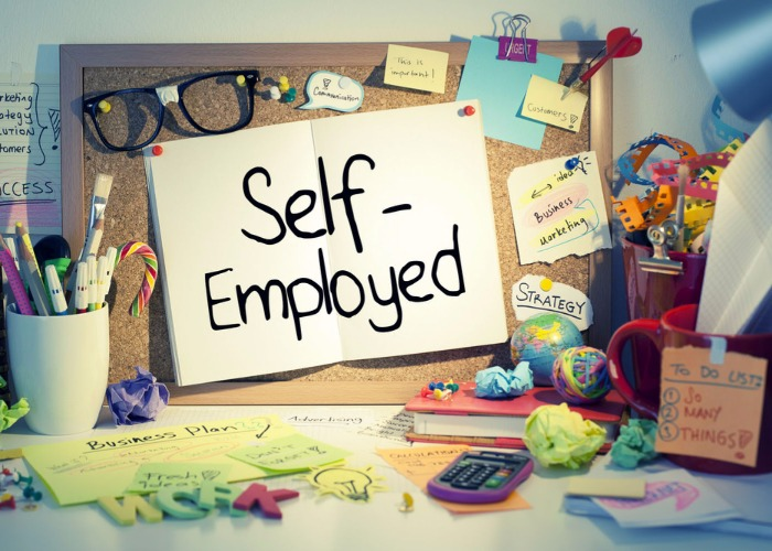 Self-employed heading for pension disaster (Image:Shutterstock)