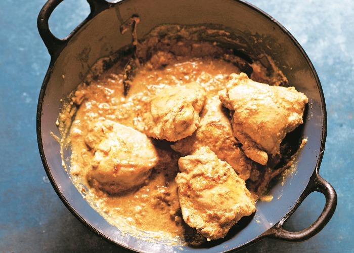 Saffron chicken korma (zafran murgh korma) recipe 4b56dd0a19
