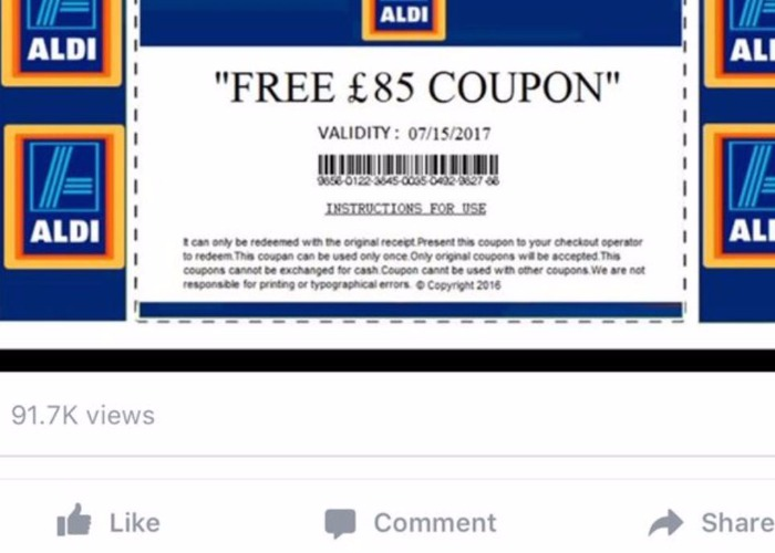 How to Identify a Fake Coupon