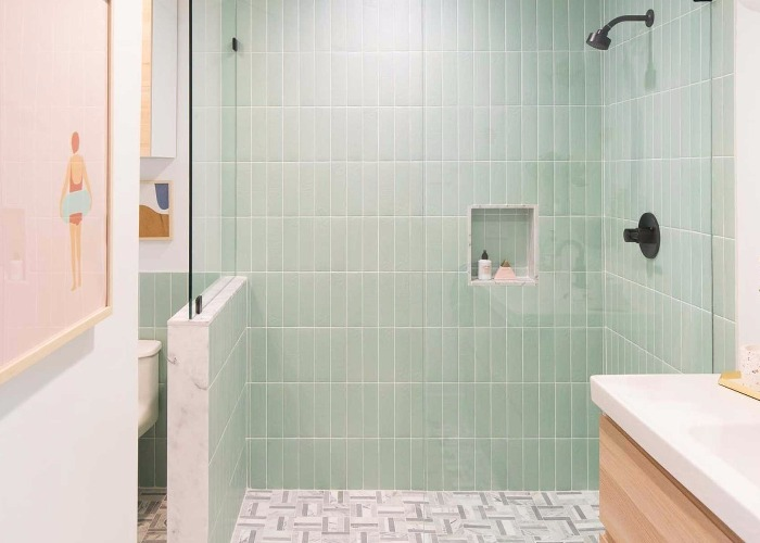 Real Bathroom Makeovers Before And