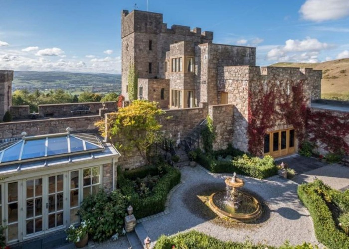 Game of Thrones home: this castle for sale comes with a fire
