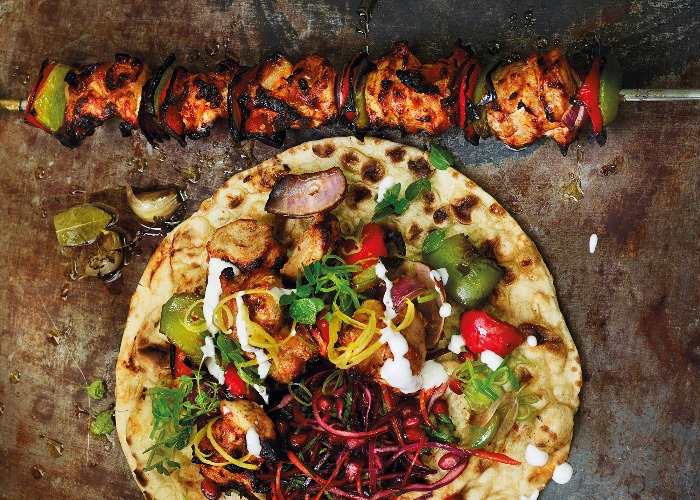 Chicken shish kebab recipe