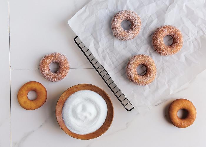 Buttermilk doughnuts recipe