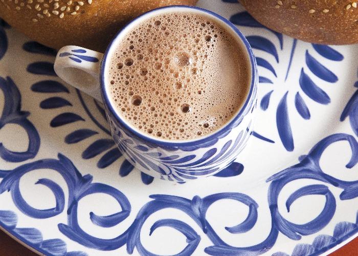 Oaxacan hot chocolate recipe