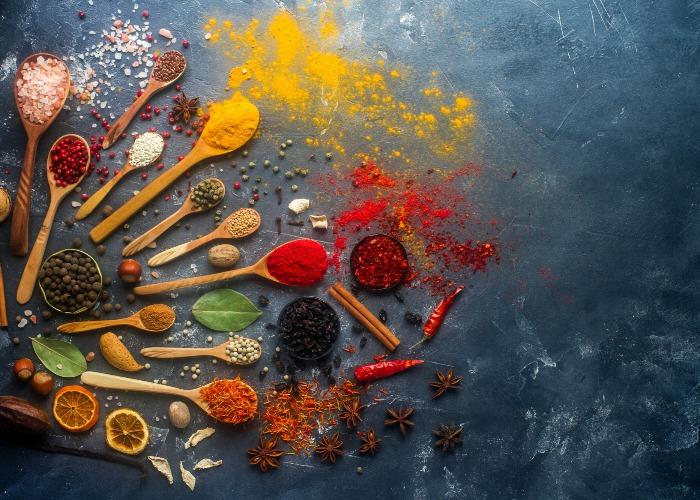 Spicy Indian barbecue marinade recipe