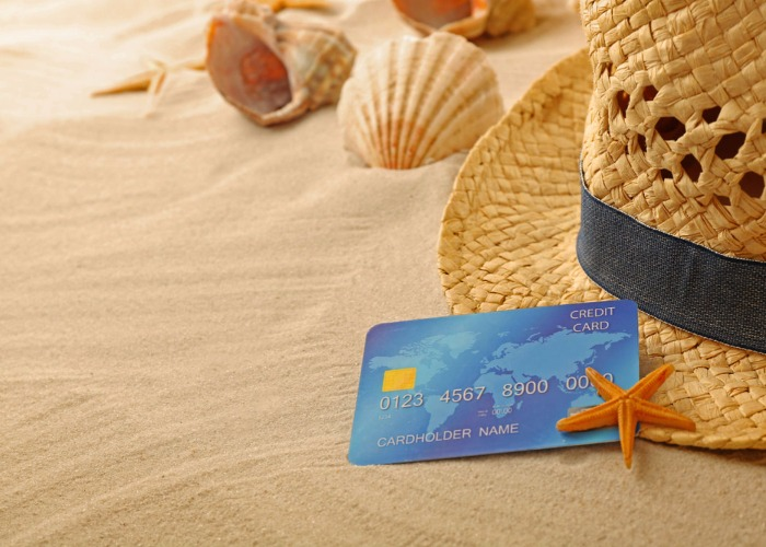 The right credit card can help you rapidly accumulate frequent flyer points (image: Shutterstock)