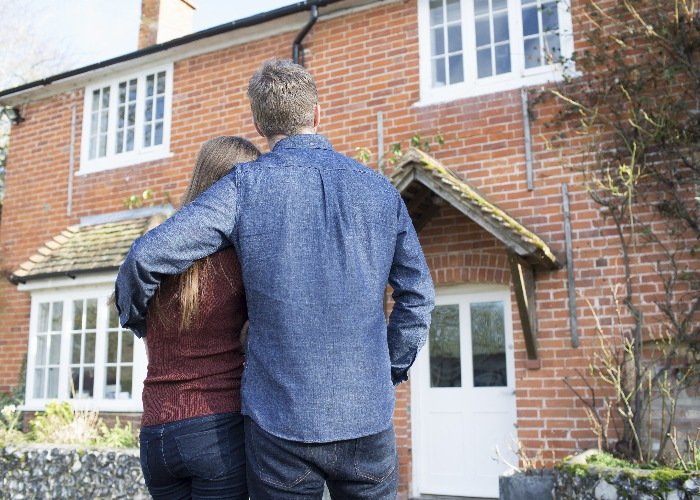 Investing could help you pay for your first home (image: Shutterstock)