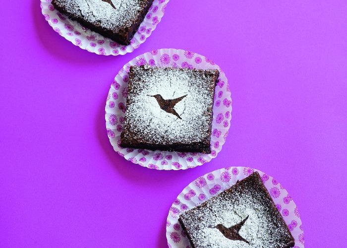 Hummingbird Bakery chocolate brownie recipe