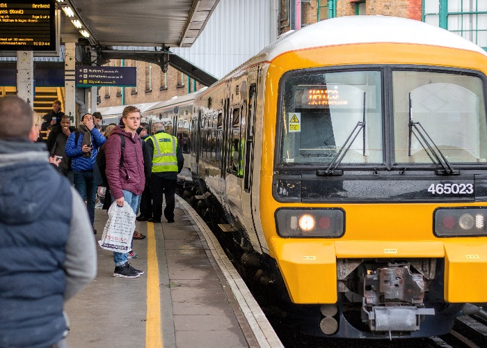 Rail fares are rising sharply. Again (Image: Shutterstock)