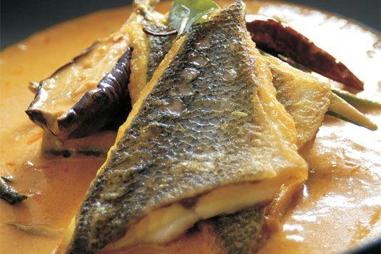 Keralan fish stew recipe