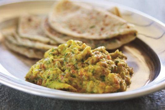 Spicy scrambled eggs recipe