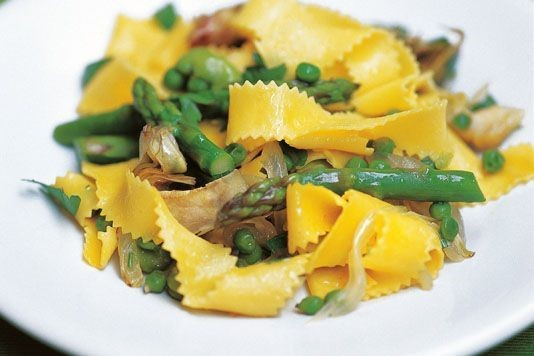 Antonio Carluccio's pasta ribbons recipe
