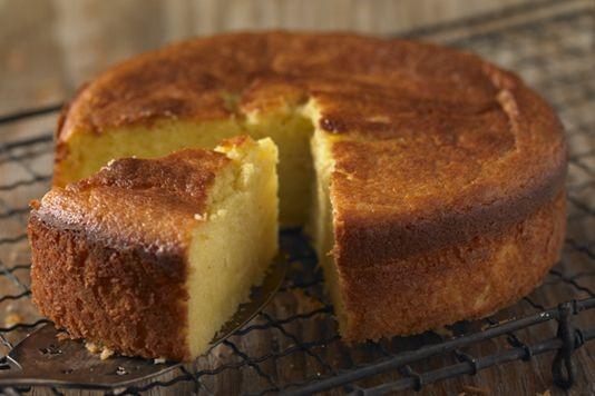 Lemon and ricotta cake recipe