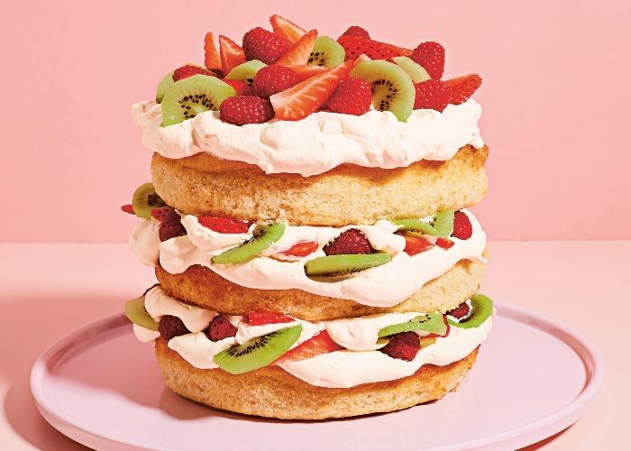 Vanilla layer cake recipe