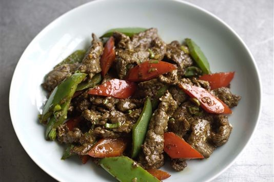 Beef with cumin recipe