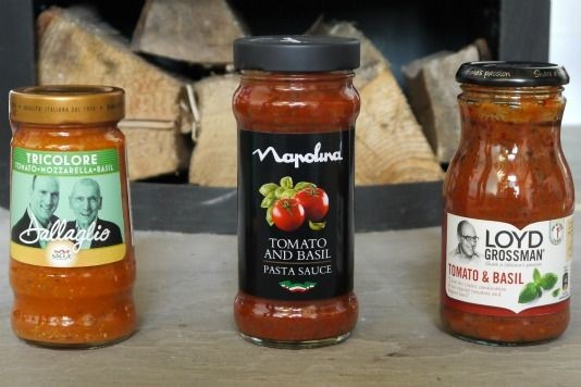 Best Of Three Tomato And Basil Pasta Sauces