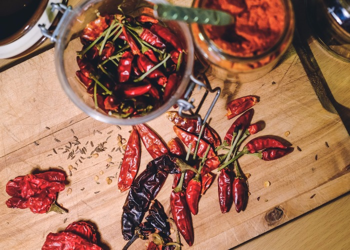 How to make chilli oil at home