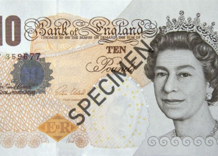 Rare £10 banknotes: how to spot a valuable old tenner