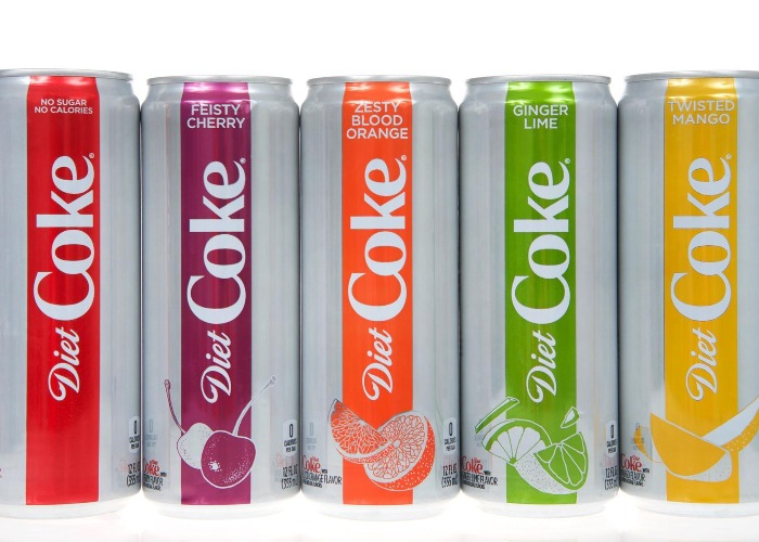when is new diet coke coming out