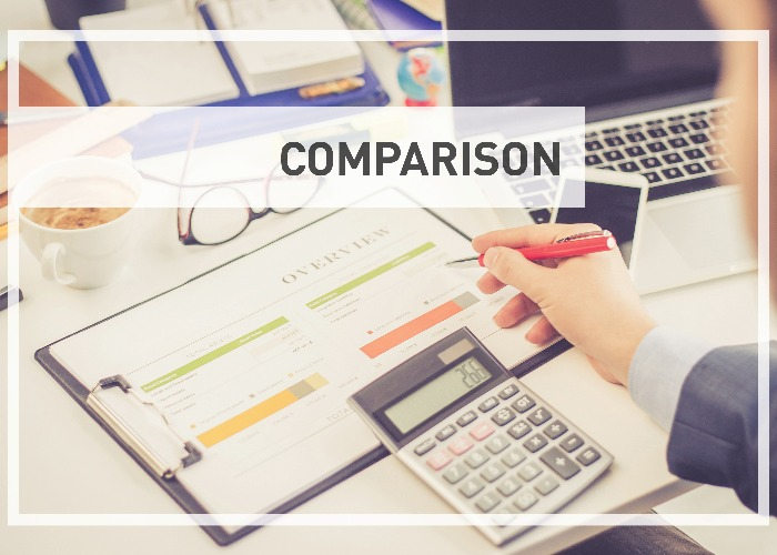 Consider a comparison site to find a mortgage (Image: Shutterstock)