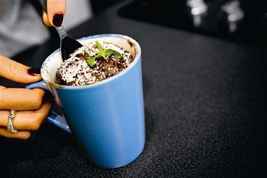 Cake in a mug recipe