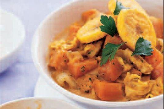 Carri coco curry recipe