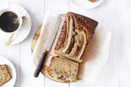 Edd Kimber's espresso and cocoa nib banana bread recipe
