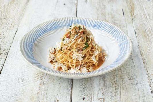 Jamie Olivers Crab Spaghetti Recipe