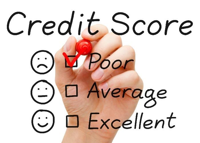 Credit Score (Image:Shutterstock)