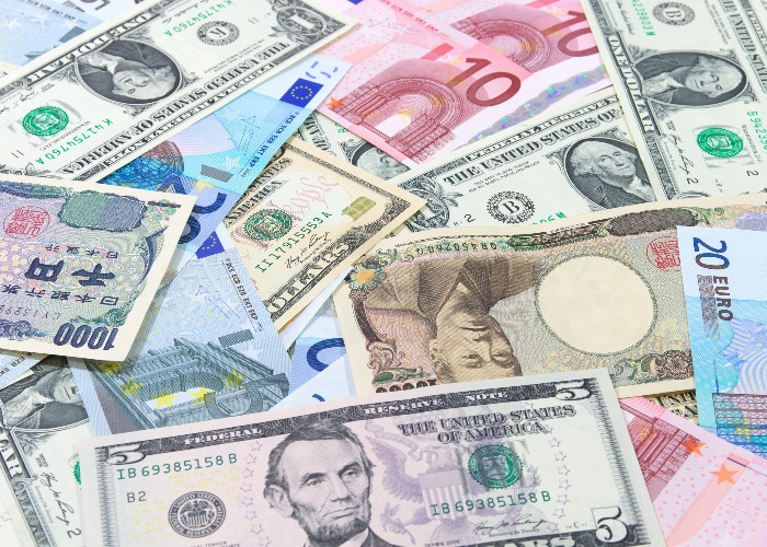 Sell back foreign currency