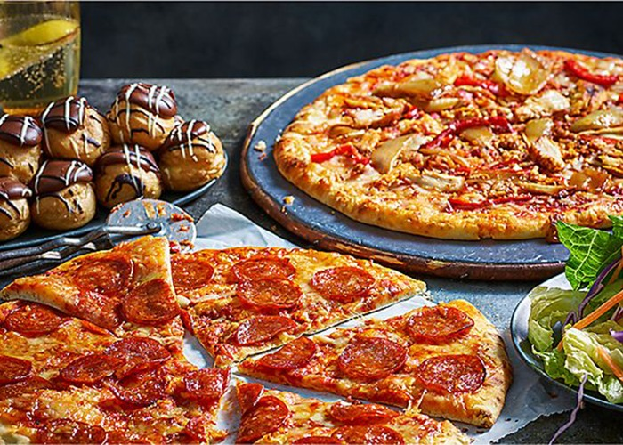 Ms Family Pizza Meal Deal For 10 Is It Good Value
