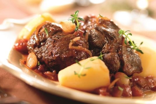 Daube de boeuf: slow-cooked French beef stew recipe