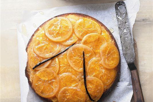 Orange Upside Down Cake Donna Hay