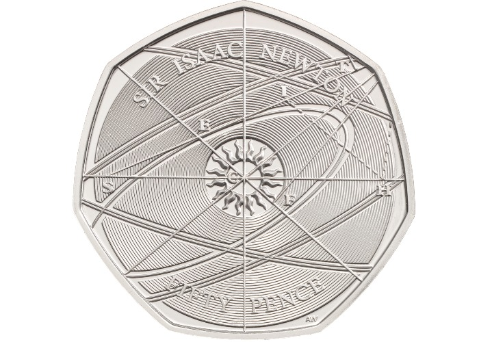 new 50p coins in circulation