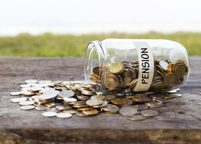 How to accumulate a £300,000 pension pot (image: Shutterstock)