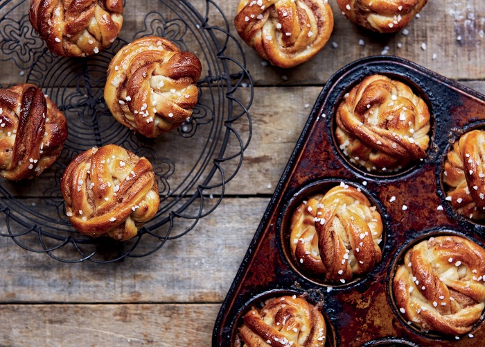 Swedish cinnamon bun recipe