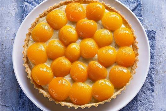 Tarte aux abricots recipe