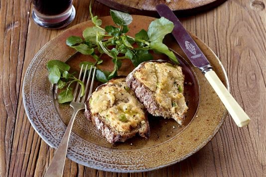 Paul Hollywood's Irish rarebit recipe