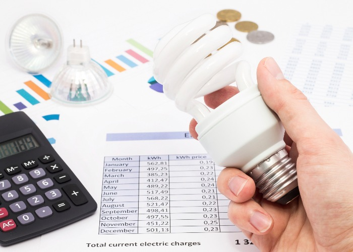 Tell your energy provider when you move home (Image: Shutterstock)