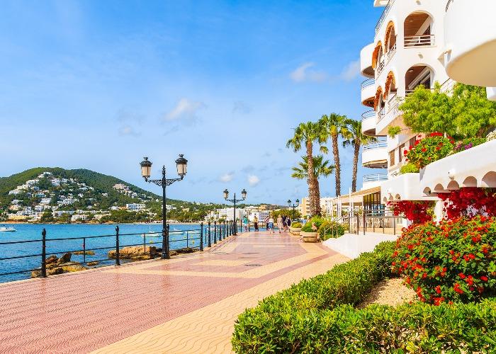 Laid-back Ibiza: weekend in Santa Eulària