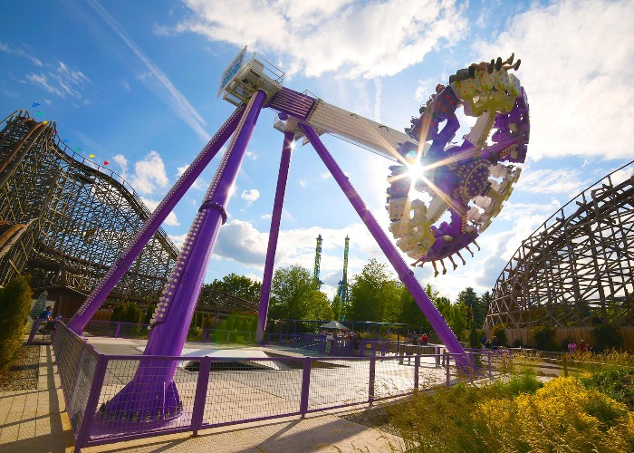 Beyond Disney: the best theme parks in America
