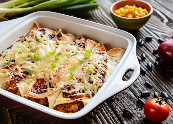 Enchiladas recipe