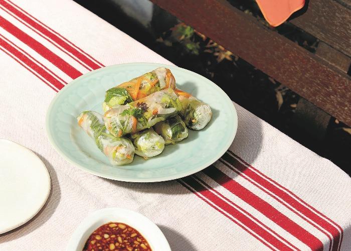 Summer rolls recipe