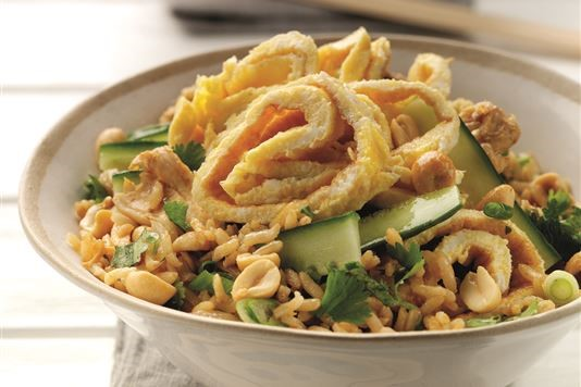 Fragrant Indonesian fried rice recipe