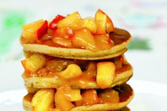 Wheat-free pancake recipe