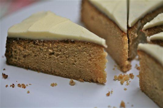 Honey cake with honey buttercream recipe
