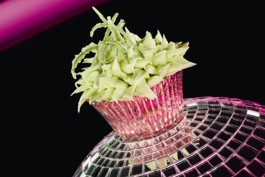 Eric Lanlard's key lime cupcakes recipe