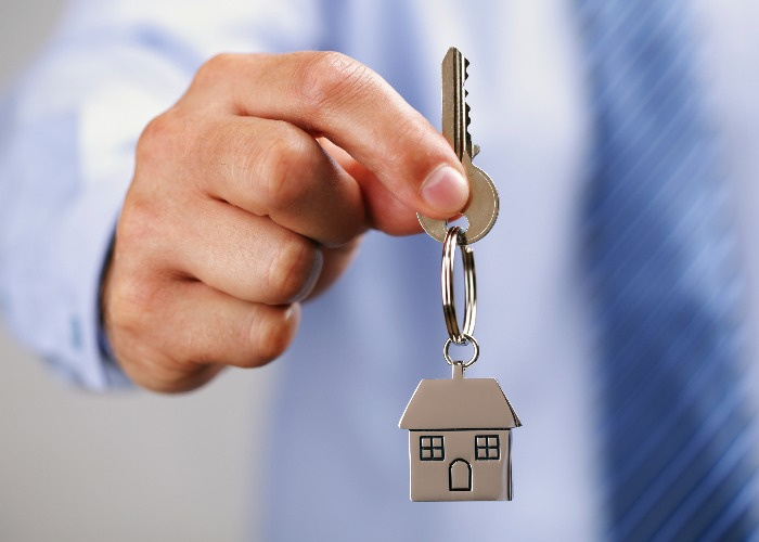 Win the keys to your new home (Image:Shutterstock)