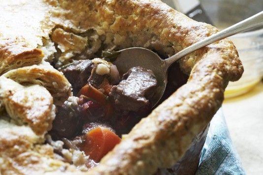 Lamb pie recipe